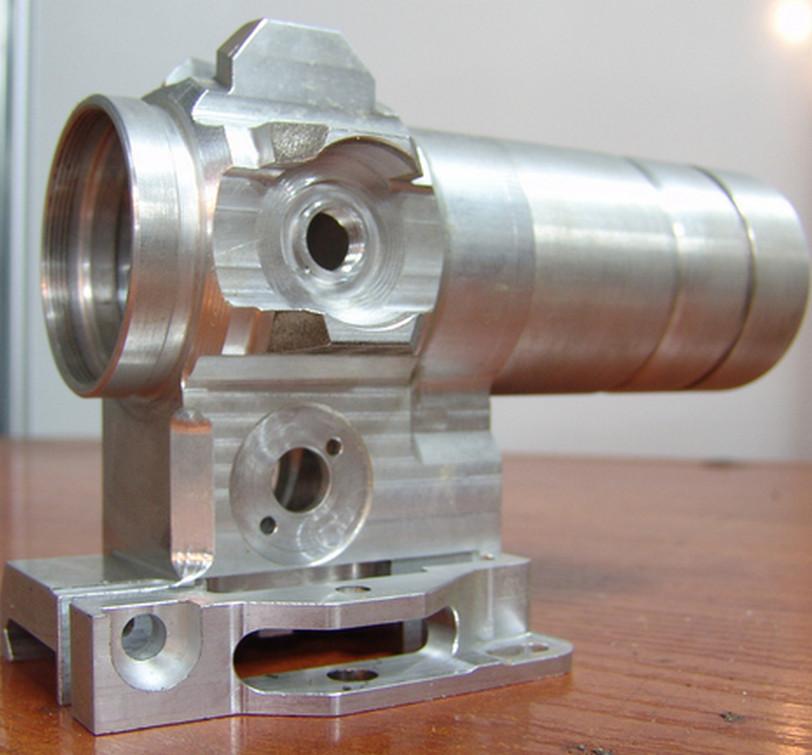 Готовая деталь, выполненная по УП из SprutCAM коспас 3