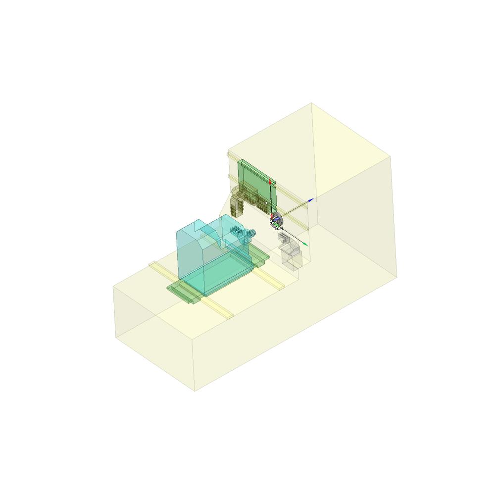 SprutCAM пример виртуального токарного автомата