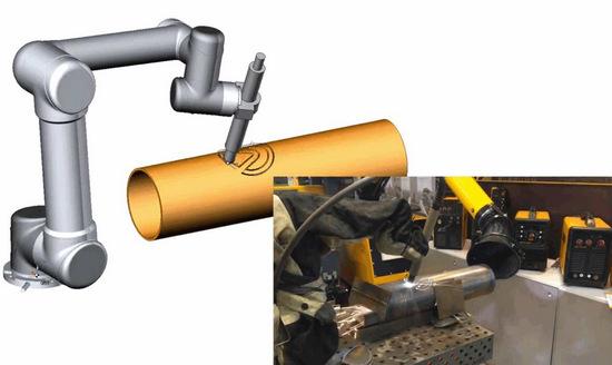 SprutCAM Робот. Резка. Пример внедрения