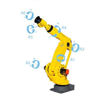 SprutCAM Робот. Преимущества. Учет ограничений