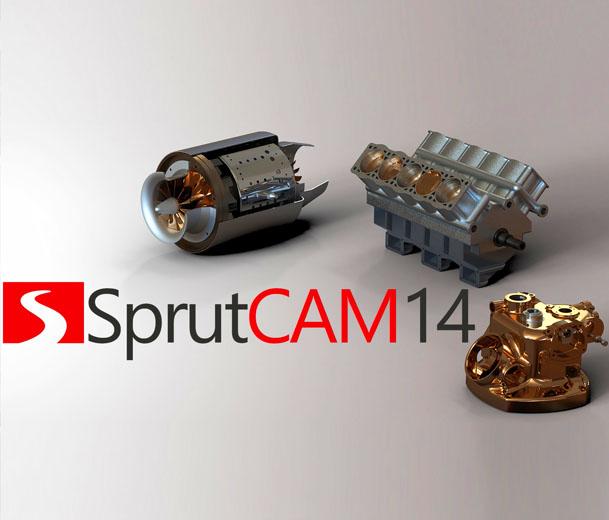 SprutCAM14