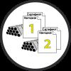 СПРУТ-ОКП Склад Раздельный учет партий поставок КиМ от контрагентов